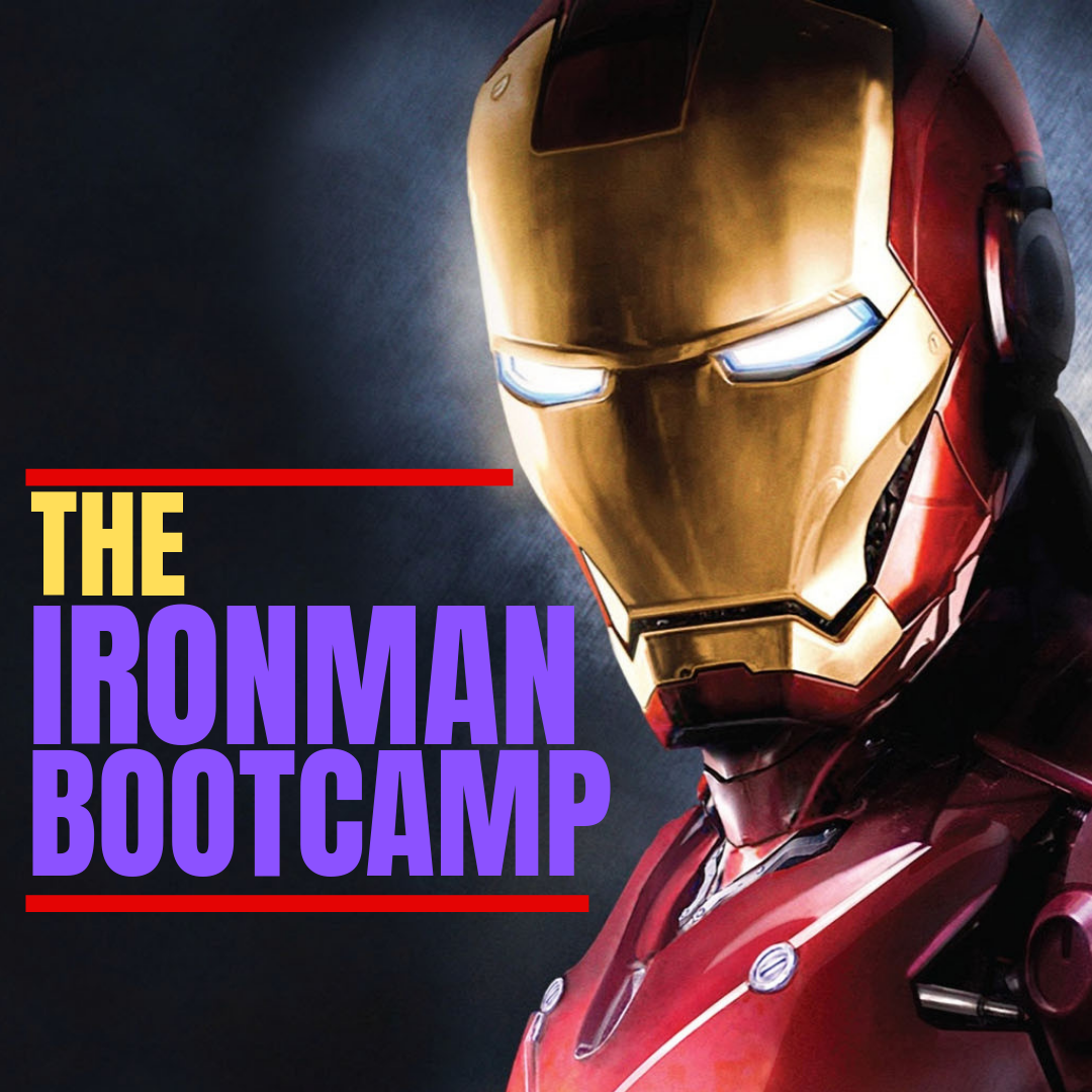 THE IRONMAN BOOTCAMP