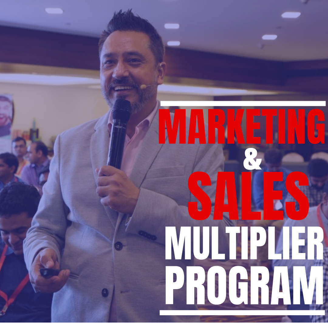 MARKETING & SALES MULTIPLIER PROGRAM